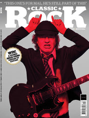 Classic Rock Magazine - December 2020