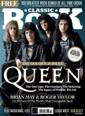 Classic Rock Magazine - March 2021