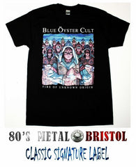 Blue Oyster Cult - Fire Of Unknown Origin T Shirt