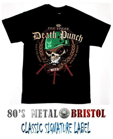 Five Finger Death Punch - War Is The Answer T Shirt