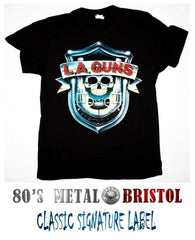 L.A. Guns - No Mercy T Shirt