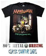 Marillion - Script for A Jesters Tear T Shirt