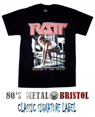 Ratt - Invasion Of Your Privacy T Shirt