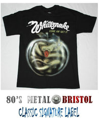 Whitesnake - Come An' Get It T Shirt