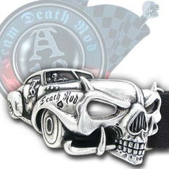 Death Rod Belt Buckle
