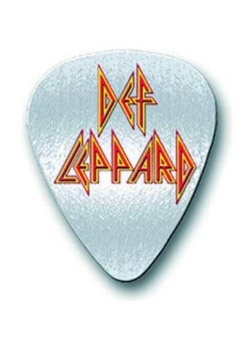 80's Metal Def Leppard Badge
