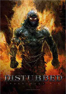 Disturbed Album 'Monster' Art