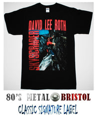 David Lee Roth - Skyscraper '88 T Shirt