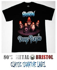 Deep Purple - Burn T Shirt