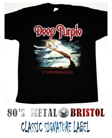 Deep Purple - Stormbringer T Shirt