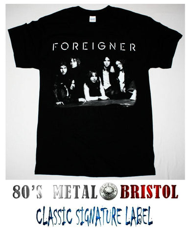 Foreigner - Foreigner T Shirt
