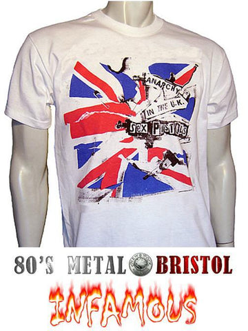 Sex Pistols - Anarchy In The UK T Shirt