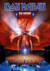 Iron Maiden En Vivo Gig DVD