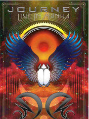 Journey Live In Manila Gig DVD
