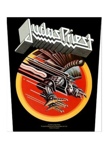 Judas Priest - Screaming For Vengeance Back Patch