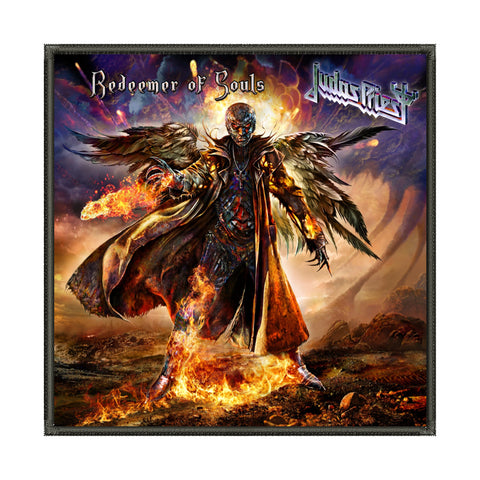 Judas Priest - Redeemer Of Souls Metalworks Patch