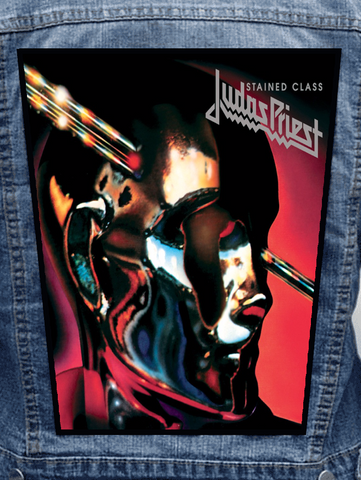 Judas Priest - Stained Class Metalworks Back Patch