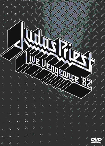 Judas Priest Live Vengeance '82 Gig DVD