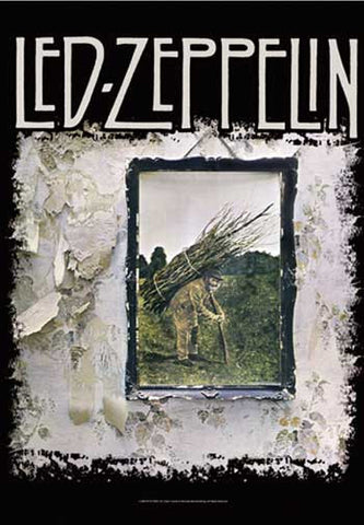 Led Zeppelin Album 'Monster' Art