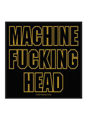 Machine Head - Machine Fucking Head Patch