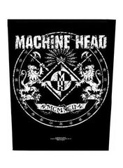 Machine Head - Imperium Back Patch