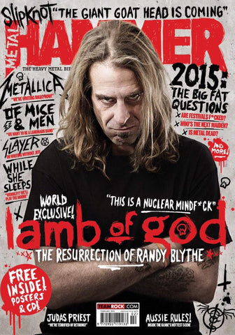 Metal Hammer Magazine - February 2015