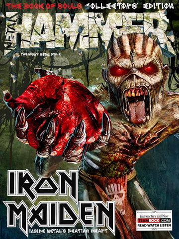 Metal Hammer Magazine - September 2015