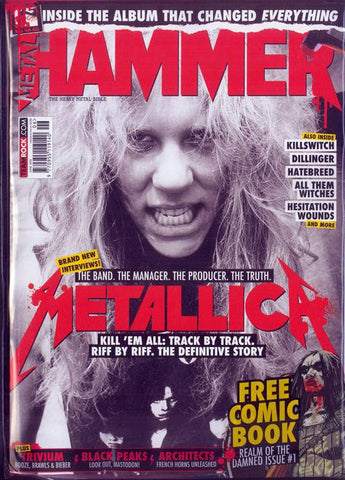 Metal Hammer Magazine - June 2016