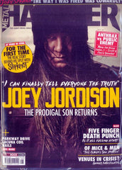 Metal Hammer Magazine - August 2016