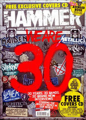 Metal Hammer Magazine - October 2016