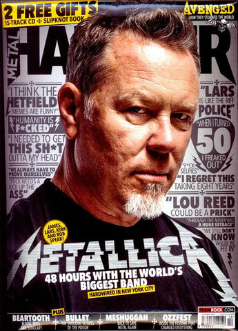 Metal Hammer Magazine - December 2016