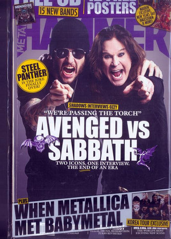 Metal Hammer Magazine - March 2017