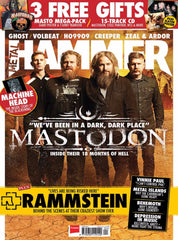Metal Hammer Magazine - April 2017