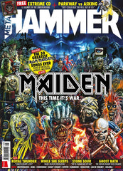 Metal Hammer Magazine - May 2017