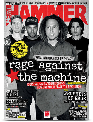 Metal Hammer Magazine - July 2017