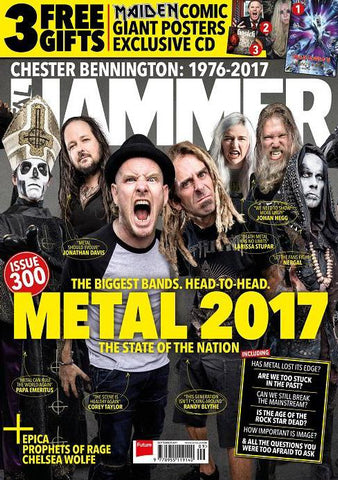 Metal Hammer Magazine - September 2017