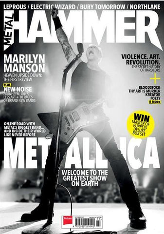 Metal Hammer Magazine - October 2017