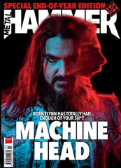 Metal Hammer Magazine - January 2018