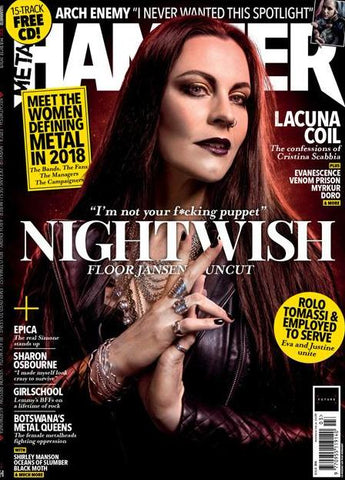 Metal Hammer Magazine - March 2018