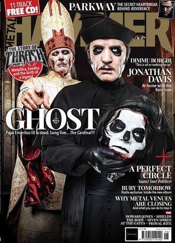 Metal Hammer Magazine - June 2018