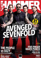 Metal Hammer Magazine - July 2018