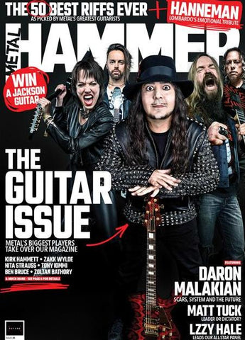 Metal Hammer Magazine - August 2018