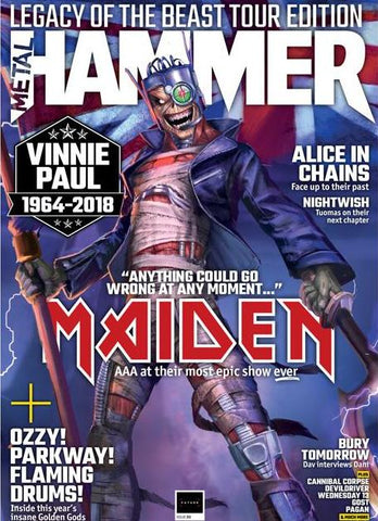 Metal Hammer Magazine - Summer 2018