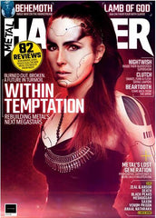 Metal Hammer Magazine - October 2018