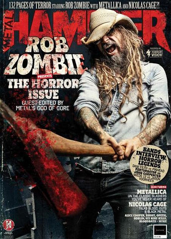 Metal Hammer Magazine - November 2018