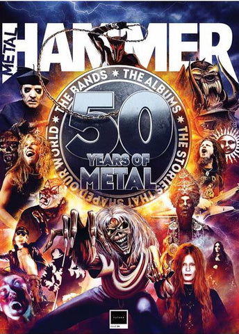 Metal Hammer Magazine - March 2019