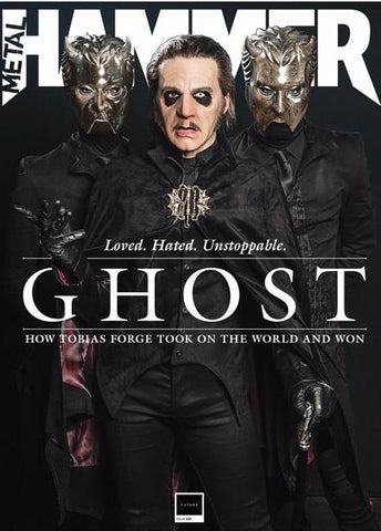 Metal Hammer Magazine - April 2019