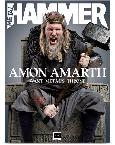 Metal Hammer Magazine - June 2019