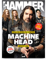 Metal Hammer Magazine - July 2019