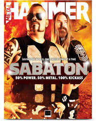 Metal Hammer Magazine - August 2019